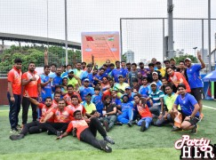 ALL STARS WIN CRICKET TOURNAMENT