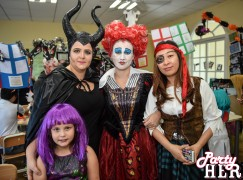 Halloween Parades at GME International School