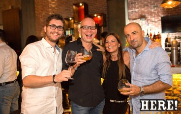 Grand Opening at Hostaria Wine Bar & Restaurant
